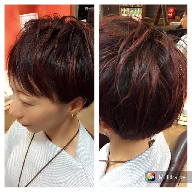 素敵なヘアースタイル/亀有の美容室PRIDE.RISE