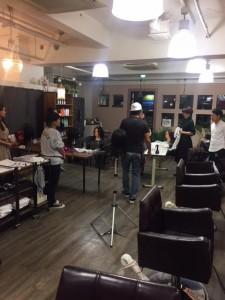 練習会/ヘナ髪質改善・亀有の美容室PRIDE.RISE