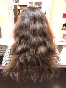 髪質改善プログラム/亀有の美容室PRIDE.RISE